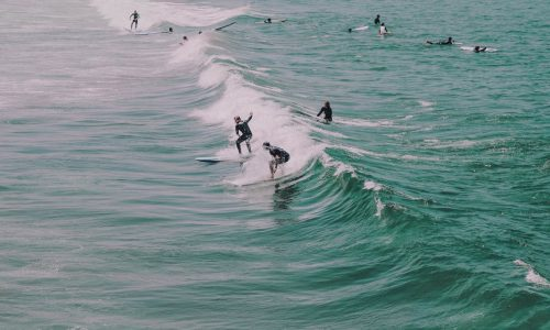 Surf California in these amazing surf spots