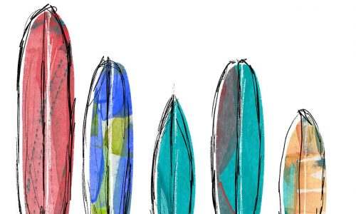 10 Foam surfboards you'll have fun on