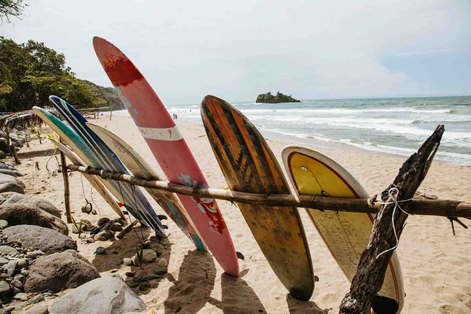 Surf Lessons Costa Rica