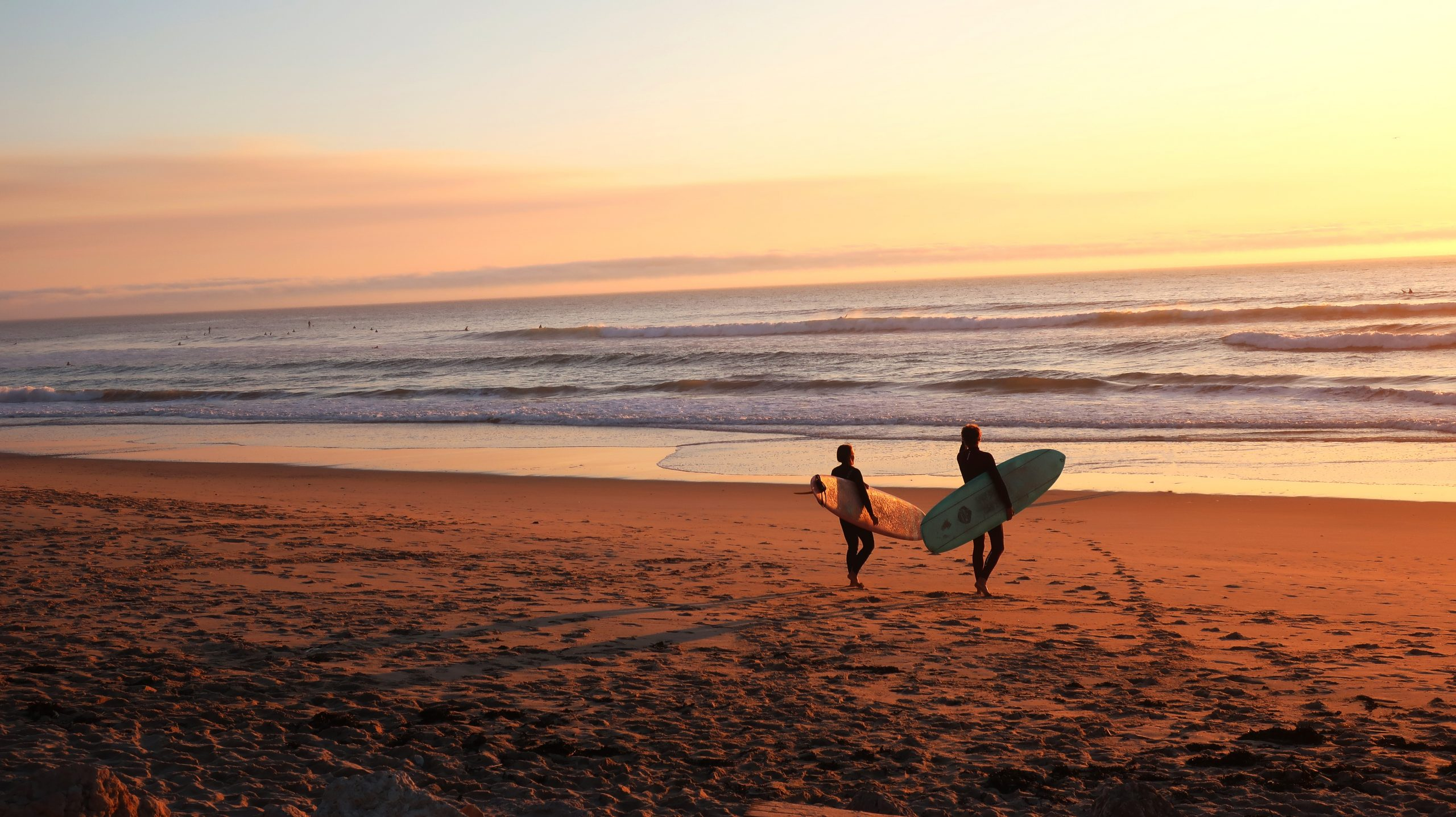 best places to learn to surf