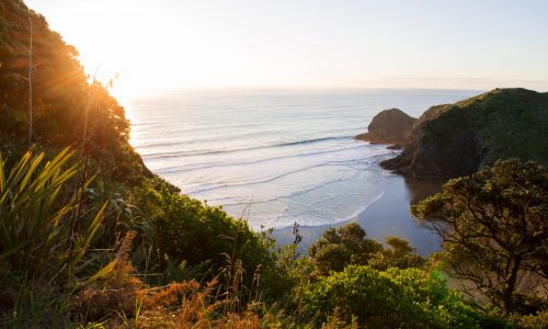 The best areas for Surfing New Zealand